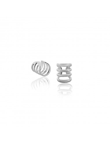 4600098 -3 pares de pendientes arete bidu helix